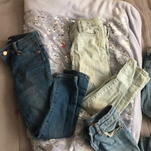 Other - 4 pairs of jeans bundle
